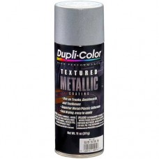 Duplicolor Textured Metallic Silver 340gm