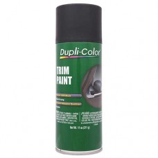 Duplicolor Trim Paint Black 311gm