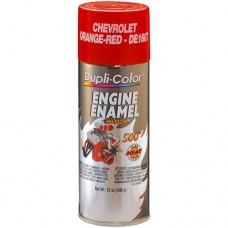Duplicolor Engine Enamel Chevrolet Orange-Red 340gm