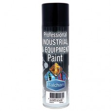 Balchan Industrial & Equipment Paint Black 400gm