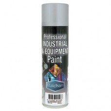 Balchan Industrial & Equipment Paint Bright Silver 400gm