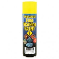 Balchan Line Marking Paint Yellow 500gm