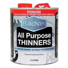 Balchan All Purpose Thinners 4Lt
