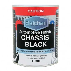 Balchan Chassis Black 1Lt