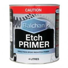 Balchan Black Etch Primer 4Lt