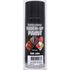 ODD JOBS Gloss Black 250gm