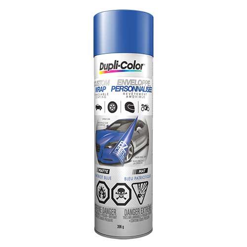 Duplicolor Matte Patriot Blue 396gm
