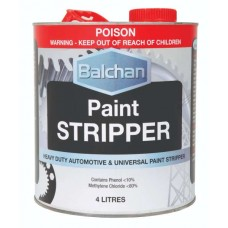 Balchan Paint Stripper 4Lt